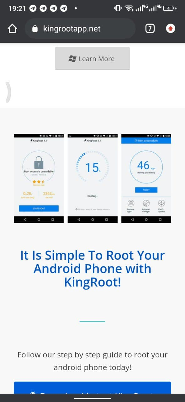 How To Use Kingroot