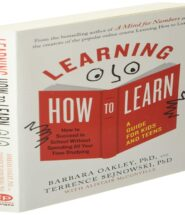 Learning How to Learn: How to Succeed in School Without Spending All Your Time Studying; A Guide for Kids and Teens: Oakley PhD, Barbara, Sejnowski PhD, Terrence, McConville, Alistair: 9780143132547: Amazon.com: Books