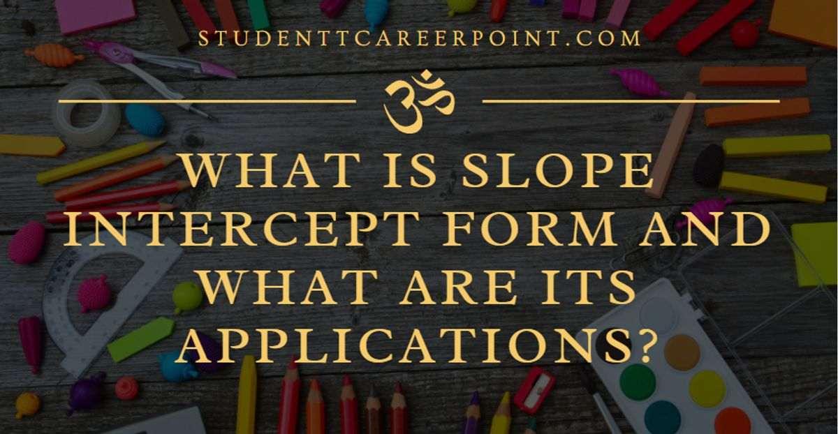 slope intercept form calculatorslope intercept form calculator